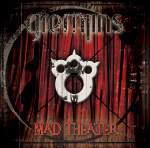 1st Album『MAD THEATER』A Type(初回盤) / (CD+DVD)